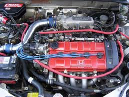 Honda Prelude B20A5 Engines